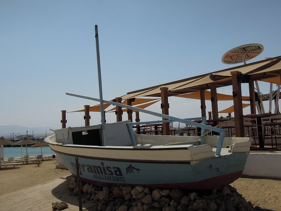 Pyramisa Boat