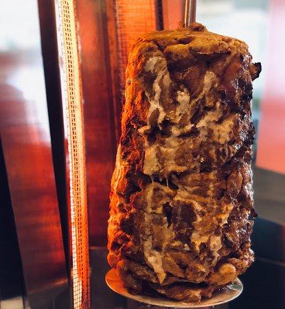 chicken donair ( shawarma)