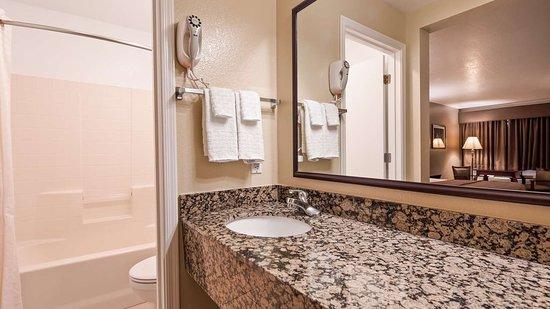 One King Guest Bathroom