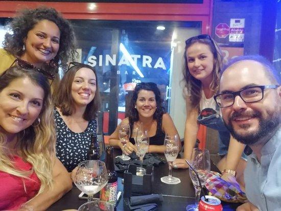 Sinatra Cocktail Bar