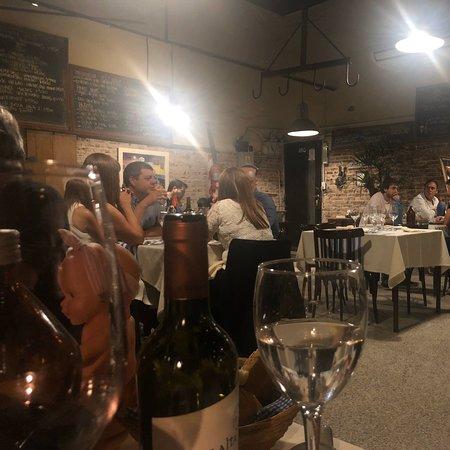 Cuadra bistro en Rosario !!! Excelente lugar, atención y una cocina única.