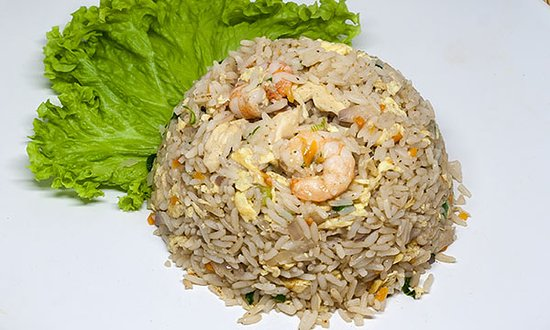 Granny's Fried Rice