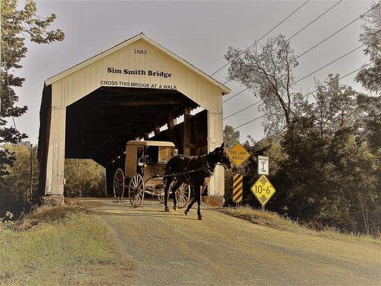 Sim Smith Covered Bridge