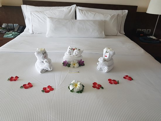"""Loving the beauty of the nature and the beautiful people here at """"TheWestin""""  in Phuket. Highly recommended."""