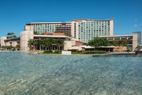 Sheraton Puerto Rico & Casino Hotel