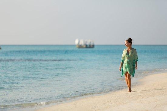Anantara Dhigu MaldivesResort: Beach