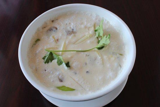 Creamy Mushrooms Soup