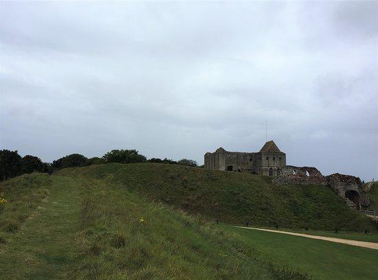 2.  Castle Rising Castle