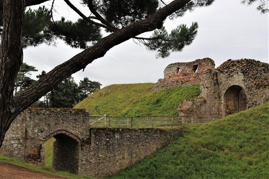 3.  Castle Rising Castle
