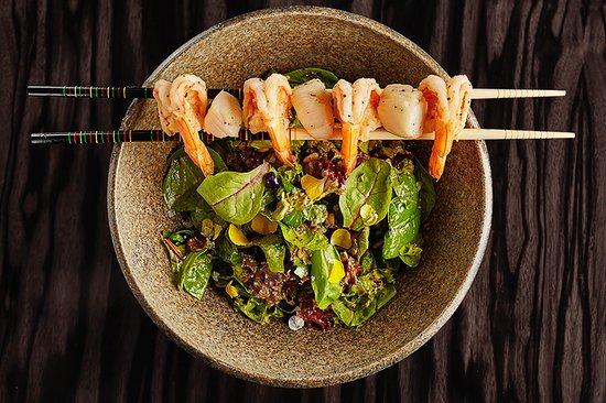 Sumosan Prawn Salad