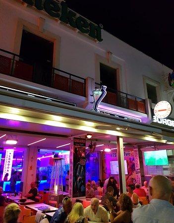 D & C Karaoke Bar in the Old Town