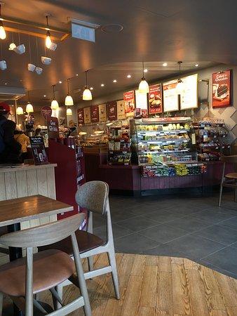 Costa Coffee Monmouth 63 Monnow St Restaurant Reviews Photos Phone Number Tripadvisor