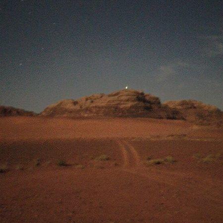 Wadi Rum – fotografija