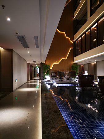 Interior Tian Yi International Hotel