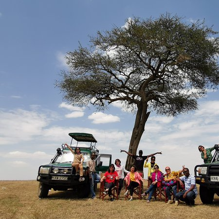 We joined Keron Tour in Aug 2019, it was a wonderful trip & good experience in Safari. We enjoyed so much in this trip with our tour guide of Venant. Will recommend to my friends who want to visit Kenya.