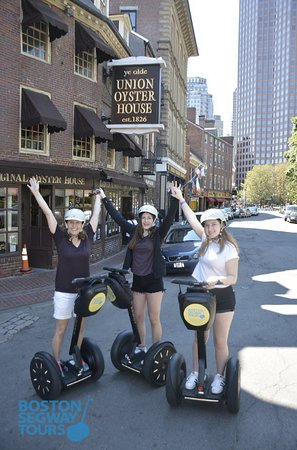 Riding your#cruise#shipinto#BlackFalconthis fall? Whether it's#Celebrity or#HollandAmerica, find us near#FaneuilHallto see so much, in so little time!😃#Boston#Segway#Tourswww.bostonsegwaytours.net