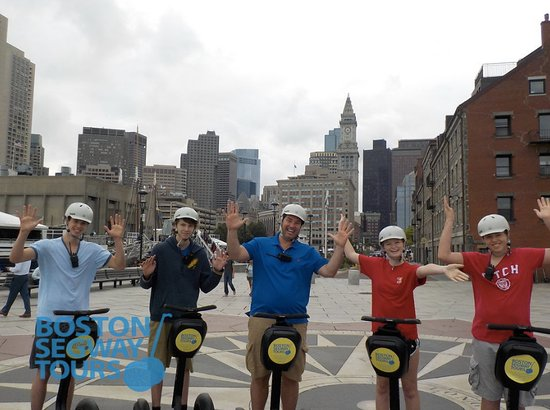 Riding your#cruise#shipinto#BlackFalconthis fall? Whether it's#Crystal or#VikingSea, find us near#FaneuilHallto see so much, in so little time!😃#Boston#Segway#Tourswww.bostonsegwaytours.net