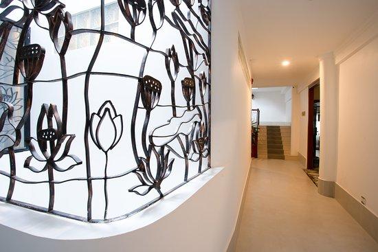 Indoor View from room.