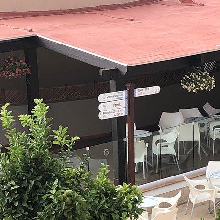 Alaminos, Kypros: Restaurants aussen