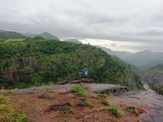 Duuduma Waterfall...Rainy