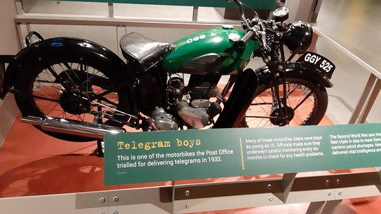 telegram boys bike