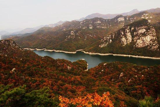 Danyang-gun, Južna Koreja: Woraksan National Park