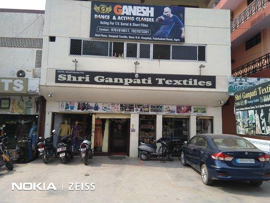Shri Ganpati Textiles