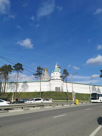 Воскресенский Новоиерусалимский мужской ставропигиальный монастырь