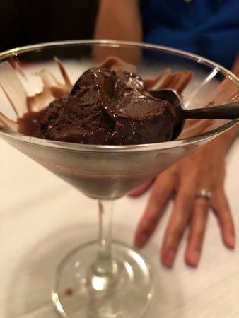 Best gelato in Pattaya - good dinner