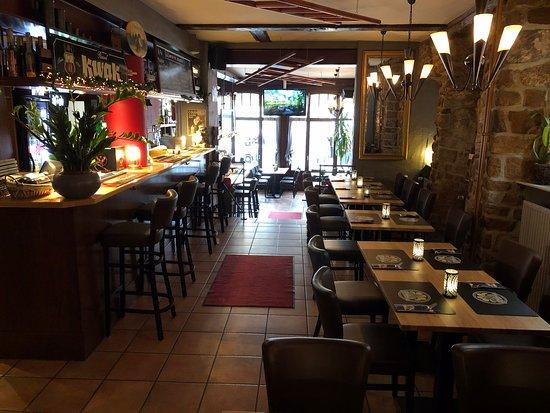 Brasserie Restaurant Aal Eechternoach, Echternach Menu