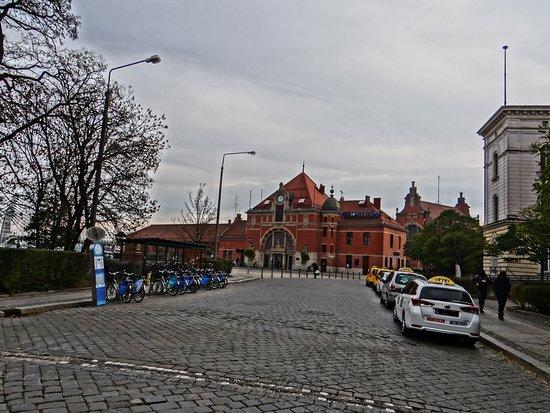 Dworzec kolejowy Opole Główne