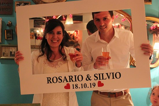 Villa Elisa, Argentina: boda