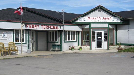 St Barbe, Canada: Dockside Motel, St. Barbe
