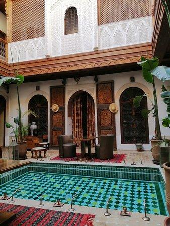 Region Marrákeš Tánsíft al-Húz, Maroko: Riad Melhoun & SPA