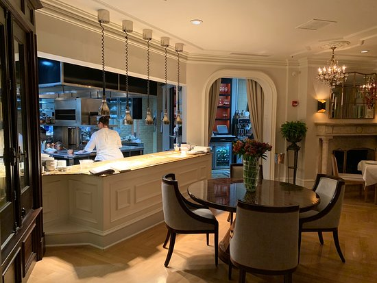 The Café at The Chanler Photo
