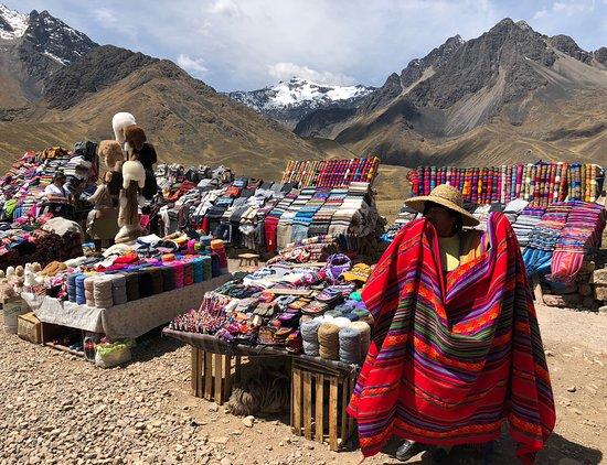 Puno Region, بيرو: La Raya Pass