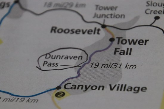 Dunraven Pass