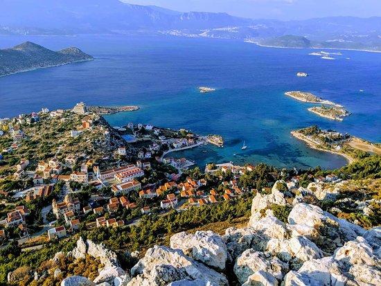קסטלוריזו, יוון: Kastelorizo from above