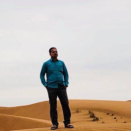 Ras Al Khaimah, Emirados Árabes Unidos: Desert experience