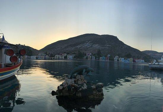 קסטלוריזו, יוון: Kastelorizo sunsets & nights