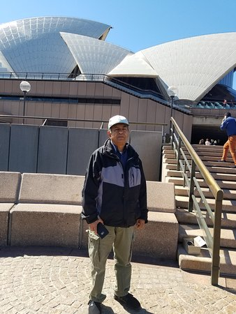 Sydney Opera House Presents James Galea's BEST TRICK EVER: Amazing Roof of Opera House