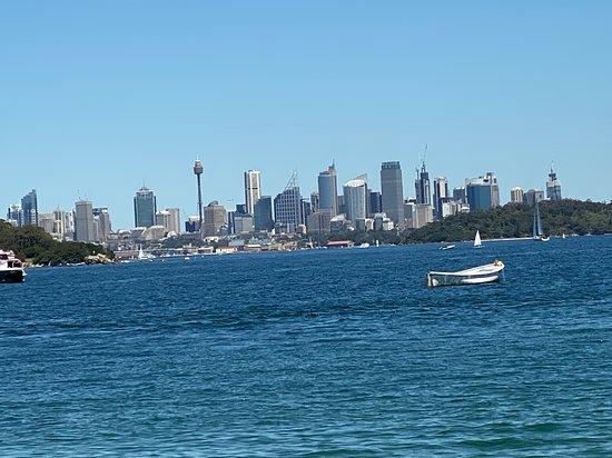 Watson's Bay view of Sydney