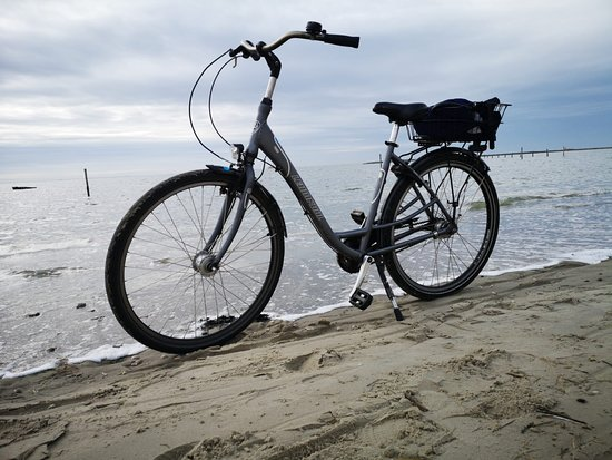 Das Fahrrad ist ein MUSS. Nur so sieht und genießt man Borkum und seine Sehenswürdigkeiten auf eine individuelle Art.