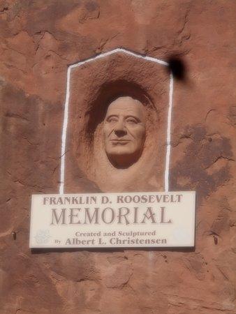 Monticello, UT: Franklin D. Roosevelt Memorial