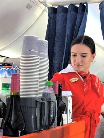 Aeroflot: Бедлам и порядок – 88. Рейс Тиват (Черногория) – Москва. Сентябрь 2019 г.