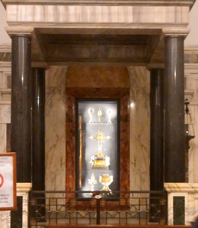 Chapel with the Holy Relics