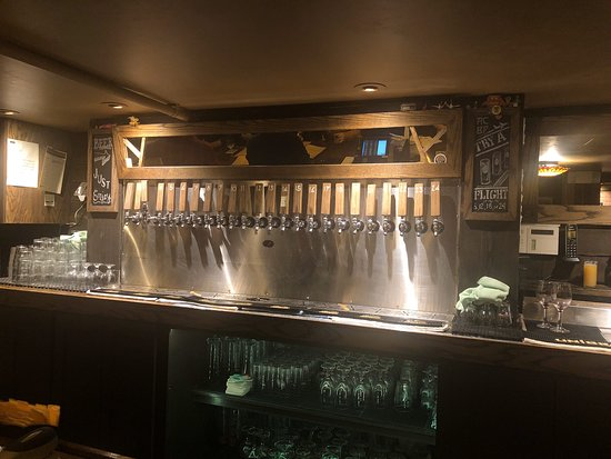 Excellent high end beer selection. Knowledgeable and friendly beer tenders.