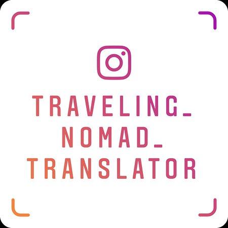 Traveling Nomad Translator