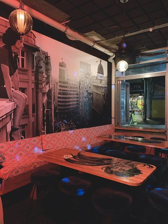 Gorgeous bar in Darwin