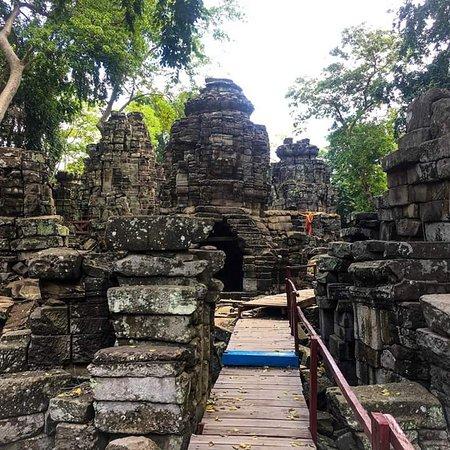 Banteay Chhmar, Cambodja: Wonderfull temple